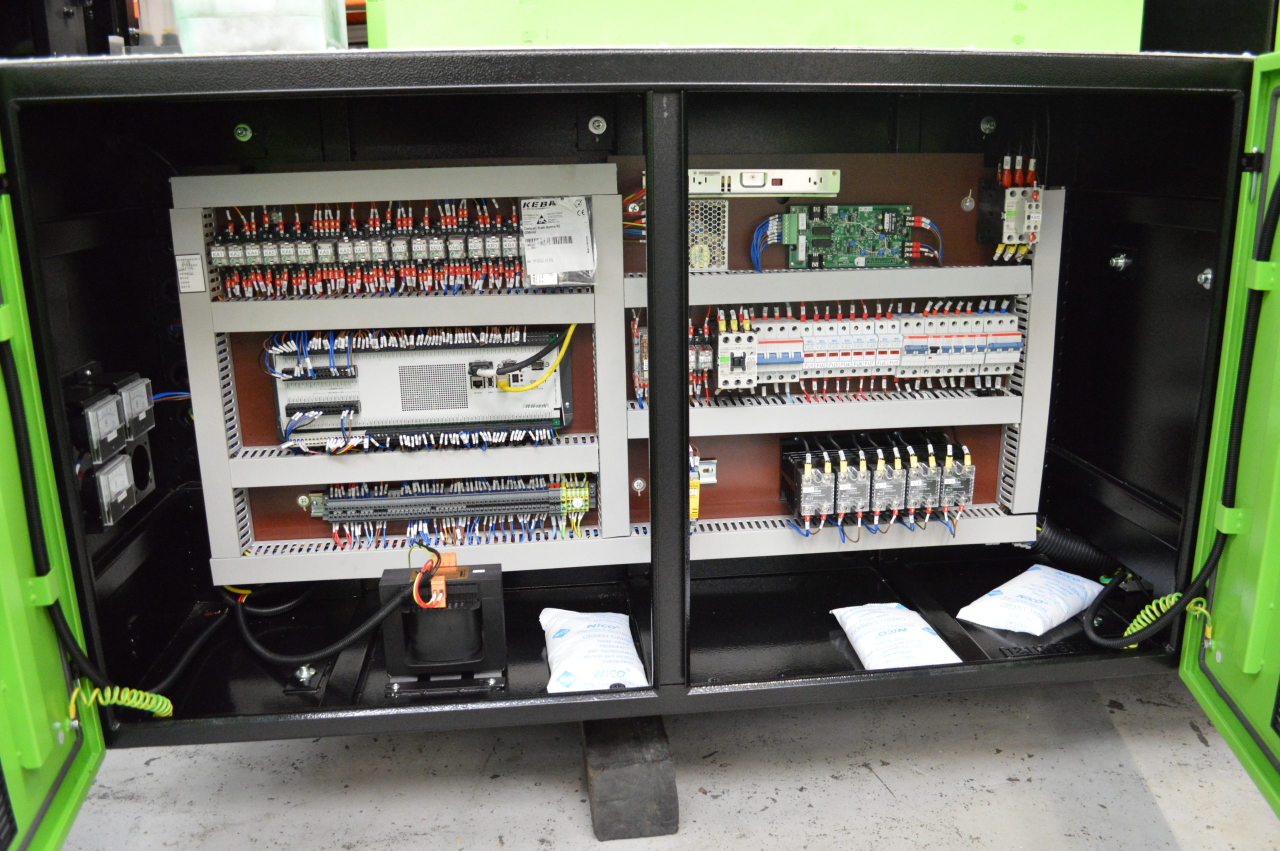 A5 controller cabinet