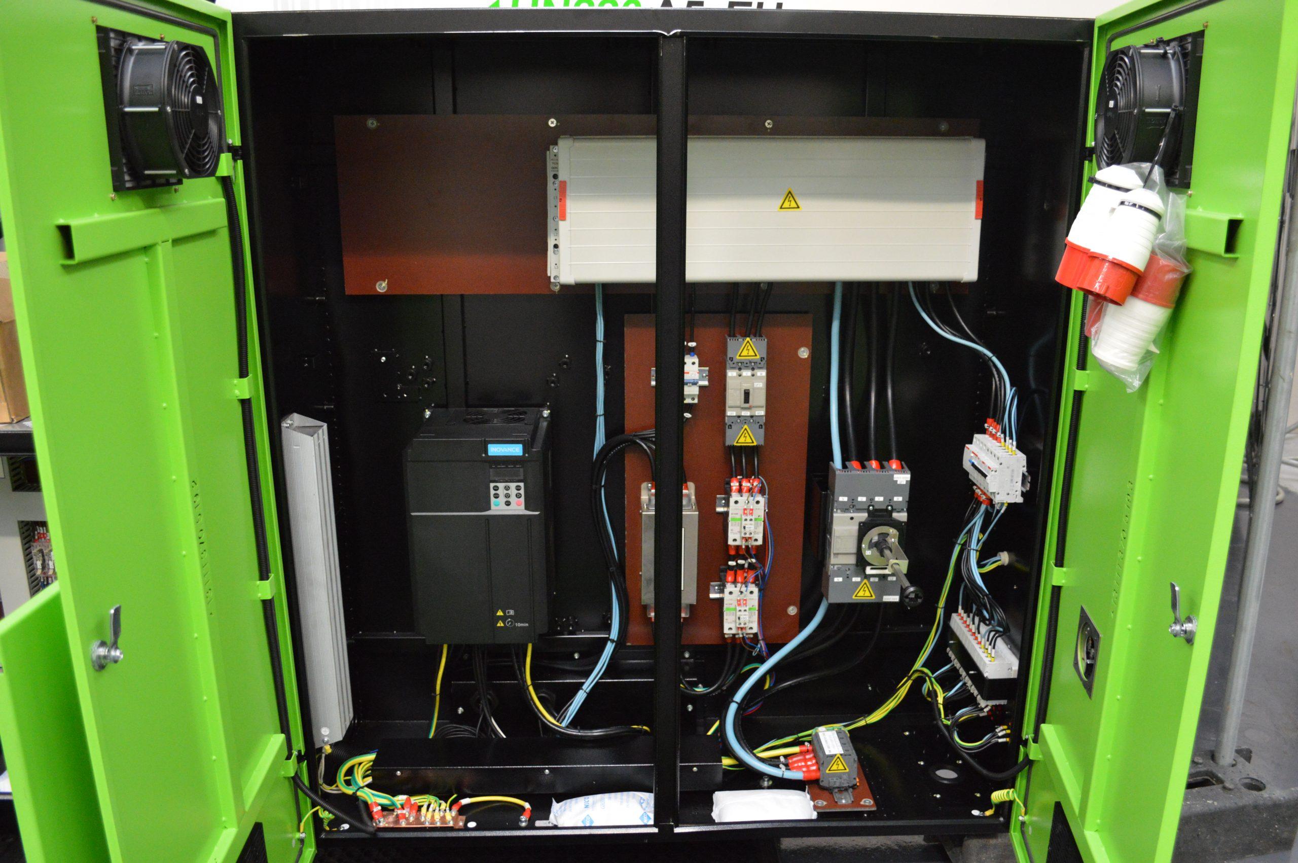 A5-EU electrical cabinet